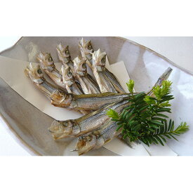 【ふるさと納税】北海道産 日高丸金特製 おつまみししゃも 24尾セット 【魚貝類・ししゃも】