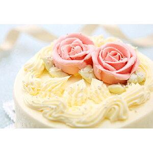 【ふるさと納税】懐かしい昭和の味わい♪ バタークリームケーキ 【お菓子・ケーキ・バタークリームケーキ】