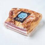 十勝産豚のバラ肉ベーコン(1kg)