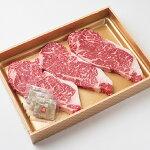 【ふるさと納税】十勝鹿追産牛肉ロースステーキ