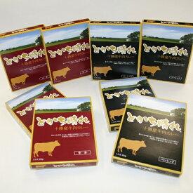 【ふるさと納税】[1570]「とかち晴れ」 十勝産牛肉カレー詰め合わせ