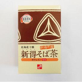 【ふるさと納税】新得そば茶12箱【A-1401】