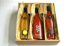 【ふるさと納税】【北海道・十勝 美しい村】太陽の恵み満載!トマト好きにはたまらないトマトベリーとミニトマトの濃厚ジュースセット[E2-2]
