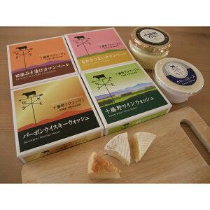 ≪ふるさと納税≫北海道産の生乳使用!濃厚チーズ&バターの詰め合わせセットB[C2-1]