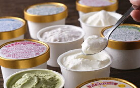 【ふるさと納税】十勝産生乳の旨み!アイスクリーム 7種14個セット[C1-6]