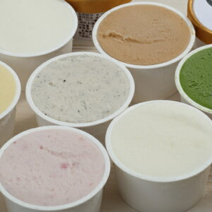 【ふるさと納税】十勝かとうふぁーむのジェラート ミルクと6種セット 【お菓子・ジェラート・アイスクリーム・アイス・スイーツ・セット・詰め合わせ】