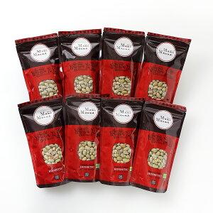 【ふるさと納税】北海道おつまみセット 「MameManma焙煎大豆」100g×8袋