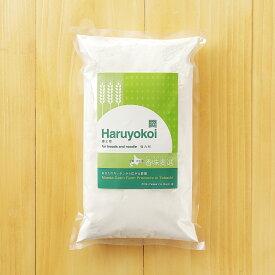 【ふるさと納税】北海道十勝 前田農産パン用小麦粉「春よ恋」5kg