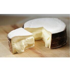 【ふるさと納税】エゾマツの木の皮を巻いて熟成したウォッシュタイプチーズ 「茂喜登牛(モキトウシ)」約650g【北海道足寄町 しあわせチーズ工房】 【加工食品・乳製品・チーズ】