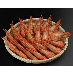 【ふるさと納税】北海道産 冷凍北海しまえび(中)300g 【エビ・魚介類】