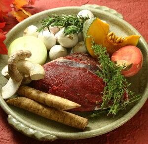 【ふるさと納税】高タンパク・低カロリー・低脂肪えぞシカ肉セット