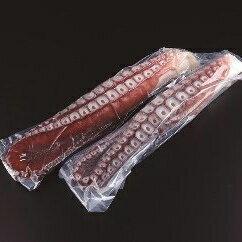 【ふるさと納税】知床羅臼産冷凍煮だこ(2本)
