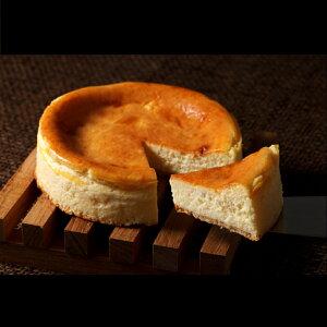 【ふるさと納税】ベイクドチーズケーキ 【羅臼】