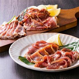 【ふるさと納税】青森県産豚 4種類 食べ比べセット(冷凍)_A1ー82【1073764】
