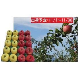 【ふるさと納税】11月 贈答用 津軽のおまかせりんご約5kg 2種以上(早生ふじ、とき、星の金貨、ジョナゴールド等) 【果物・フルーツ・詰合せ・セット・リンゴ・林檎】 お届け:2019年11月1日〜2019年11月30日