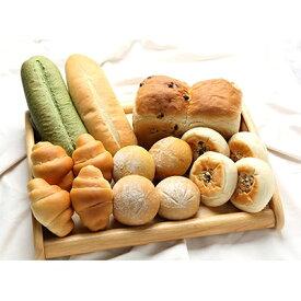 【ふるさと納税】体にやさしい無添加パンの詰め合わせ(全7種類13個入)【1114408】