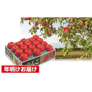 【ふるさと納税】年明け 糖度保証サンふじ約5kg 青森県平川市産 【果物類・林檎・りんご・リンゴ】 お届け:2020年1月8日〜2020年2月29日