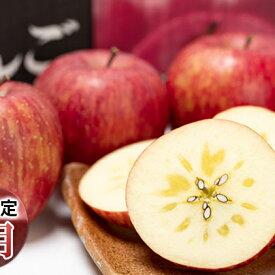 【ふるさと納税】年内 蜜入り 糖度保証サンふじ 約5kg 【JA津軽みらい・平川市産・青森りんご・12月】 【果物類・林檎・りんご・リンゴ】 お届け:2021年12月1日〜2021年12月25日