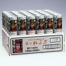 【ふるさと納税】青森県鰺ヶ沢町シャイニー銀のねぶた195g×30缶