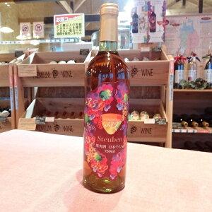 【ふるさと納税】WANO Winery 339スチューベン(ロゼ)750ml×1本 【果物・ぶどう・フルーツ・お酒・ワイン・ロゼワイン】