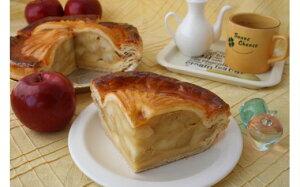 紅玉アップルパイと焼きりんご −レールバスパッケージ−【02402-0079】【ふるさと納税】