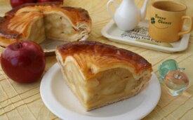 紅玉林檎アップルパイ&カシスアップルパイ【02402-0007】【ふるさと納税】
