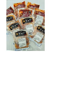 【ふるさと納税】東通牛牛丼・東通牛入り煮込みハンバーグセット
