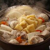 【ふるさと納税】青森地鶏「青森シャモロック」・せんべい汁セット