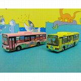 【ふるさと納税】全国バスコレ1/80南部バス11ぴきのねこラッピングバス【2号車】トミーテック
