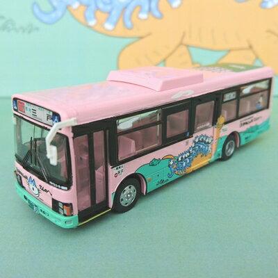 【ふるさと納税】全国バスコレ1/80 南部バス 11ぴきのねこラッピングバス【1号車】トミーテック