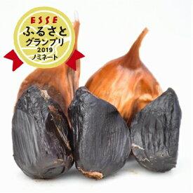 【ふるさと納税】2ヶ月間長期熟成!青森県産「黒にんにく」【バラ200g×1袋】