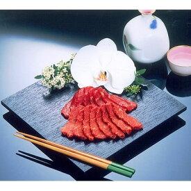 【ふるさと納税】馬刺食べくらべセット 上馬刺・ロース馬刺(たれ付)【1025627】