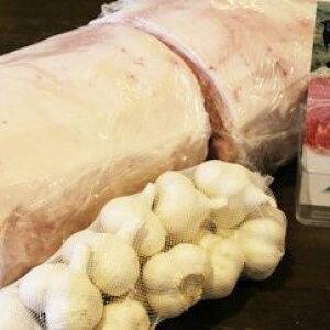 【ふるさと納税】最上級田子牛ロース15kg&田子にんにく1kg 【牛肉・お肉・野菜】
