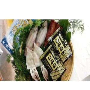 【ふるさと納税】三陸からの贈り物 海産詰合せBB-4(4種)【柳かれい一夜干し、鯖みりん干し、いか一夜干し、三陸産塩蔵わかめ】 【干物・魚貝類・イカ・わかめ】