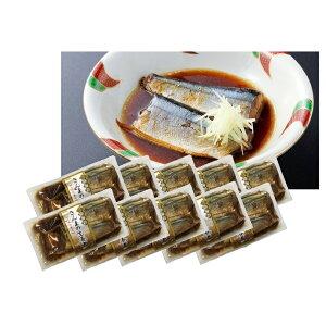 【ふるさと納税】三陸海彩 さんまの生姜煮1.2kg(120g×10個) 【惣菜・さんまの生姜煮・さんま】