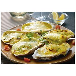 【ふるさと納税】レンジで簡単「赤崎産 牡蠣グラタン」×6個 【魚介類・カキ・牡蠣・加工品・惣菜・冷凍】