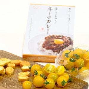【ふるさと納税】ほんとうにあまい六次産業化ミニトマトセット