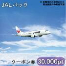 【ふるさと納税】JALパッククーポン券30,000pt