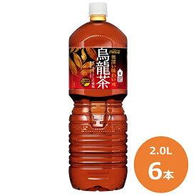 【ふるさと納税】煌 烏龍茶 2L×6本セット ペットボトル お茶 ウーロン茶