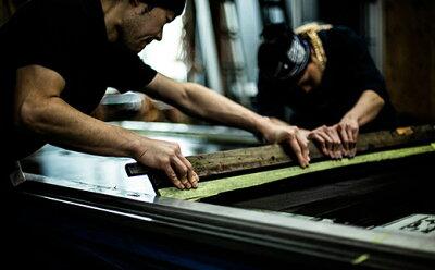 【ふるさと納税】【和を楽しむ】京屋染物店のフルオーダーはんてんお誂え半纏(1着)伝統芸能を繋ぐ