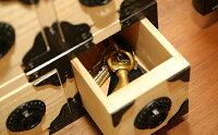 【ふるさと納税】岩谷堂箪笥職人が作るIwayadocraft三ツ小抽出漆仕上げ