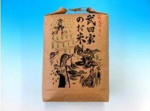 【ふるさと納税】農薬・化学肥料不使用!合鴨農法の武田家のお米 ひとめぼれ(白米)10kg