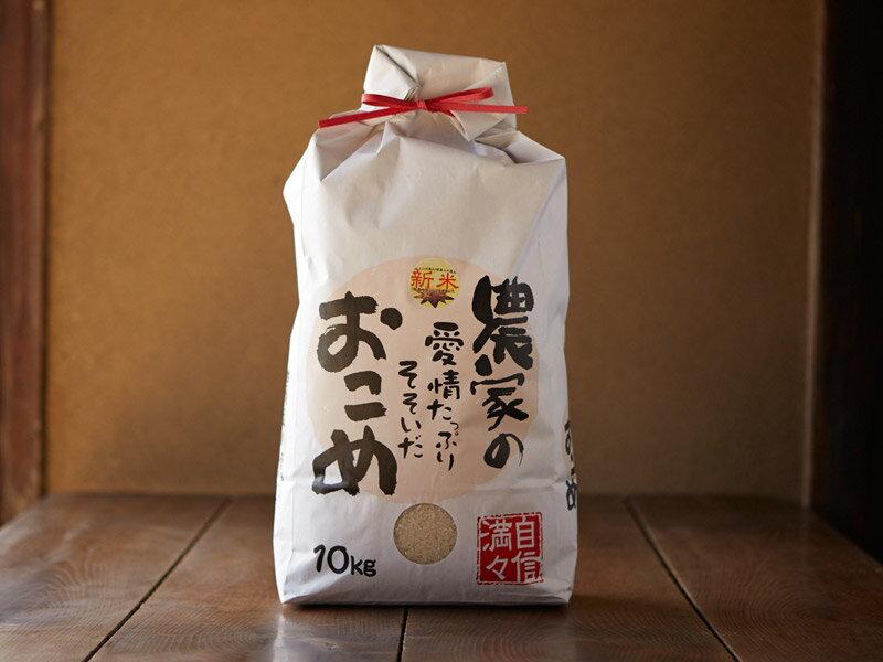 【ふるさと納税】岩手県矢巾町 ひとめぼれ精米10kg 平成29年産