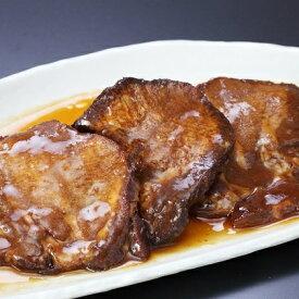 【ふるさと納税】「べこ政宗」牛たんの大和煮 150g×3個 【牛タン・加工食品】