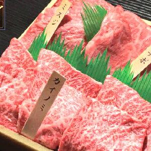 【ふるさと納税】A5ランク仙台牛希少部位3種 焼肉食べ比べセット 【お肉・牛肉】