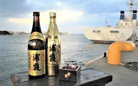 【ふるさと納税】浦霞生一本・原酒セット 【04203-0423】