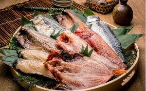 【ふるさと納税】干物・漬魚詰合せ『塩蔵セレクション<唯>』 【04203-0334】