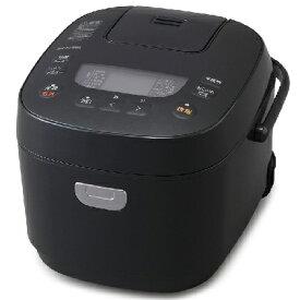 【ふるさと納税】米屋の旨み 銘柄炊き ジャー炊飯器 5.5合 RC-ME50-B 【雑貨・日用品・炊飯器・ブラック・RC-ME50-B】