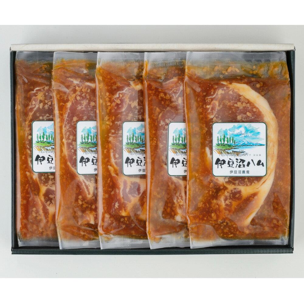 【ふるさと納税】宮城県産豚ロース醤油麹漬け
