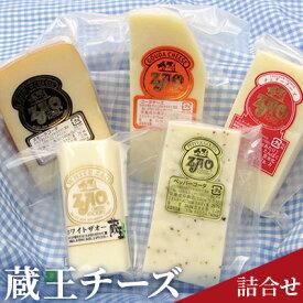 【ふるさと納税】蔵王チーズ詰合せ 【乳製品】